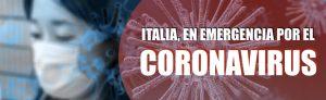 Banner coronavirus.
